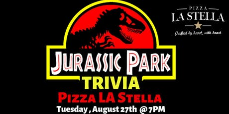 Jurassic Park @ Pizza La Stella Cary tickets