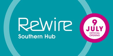 Rewire Southern Hub Official Opening tickets