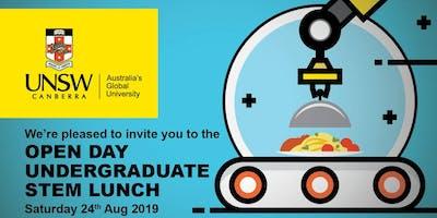 STEM Lunch Open Day 2019