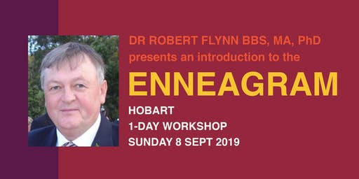 1-Day Enneagram Workshop with Dr Robert Flynn