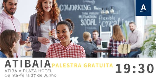 Palestra Gratuita - Empreendedorismo em Atibaia