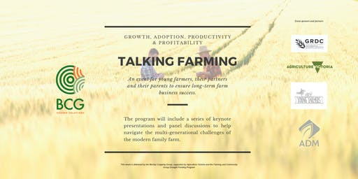 Talking Farming- crucial conversations we don't have often enough