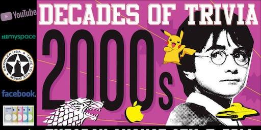 2000s Pop Culture Trivia at Growler USA Highlands Pub