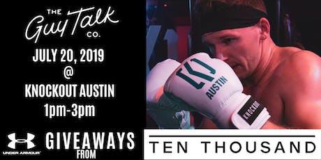 Guy Talk Event @ Knockout Austin tickets