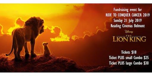 The Lion King - Premiere Week