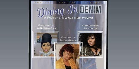 Dining in Denim for a cause tickets
