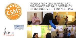 Certified Scrum Master Training (CSM) San Diego, CA...