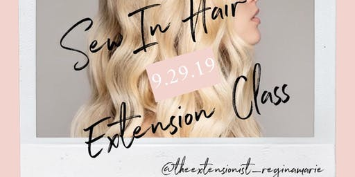 Learn the The Sew In Method with The Extensionist, Regina Marie