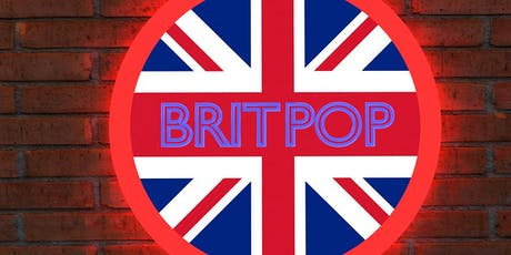 Brit Pop Bank Holiday tickets