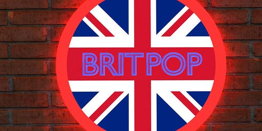 Brit Pop Bank Holiday