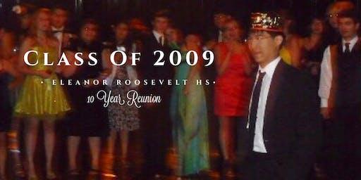 ERHS  Class of 2009 10 Year Reunion