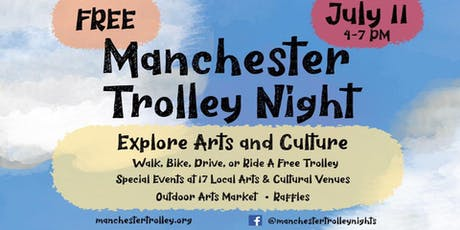 Manchester Trolley Night: Manchester Artist Association at Jupiter Hall tickets