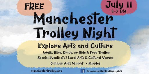 Manchester Trolley Night: Manchester Artist Association at Jupiter Hall