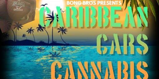 CARIBBEAN CARS CANNABIS