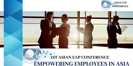 Asian First EAP conference tickets
