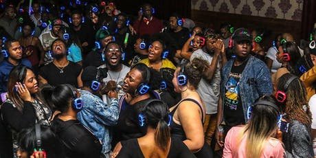 "Urban Fêtes presents: SILENT ""R&B WARS"" PARTY DALLAS tickets"