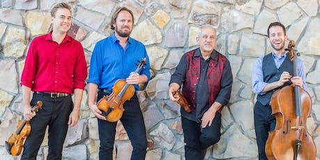 Quartet San Francisco at the Gilman Chapel tickets