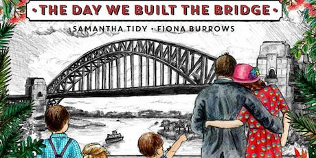 Samantha Tidy: The day we built the bridge (Ages 8-11)(Civic Library) tickets