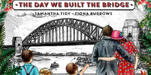 Samantha Tidy: The day we built the bridge (Ages 8-11)(Civic Library)