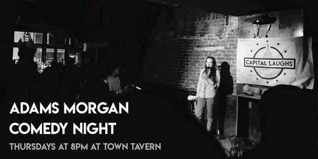 Adams Morgan Comedy Night (Stand-up Comedy) tickets