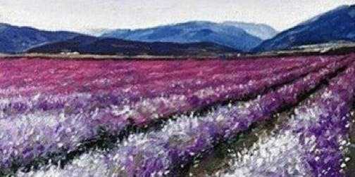 Dreamy Lavender Fields