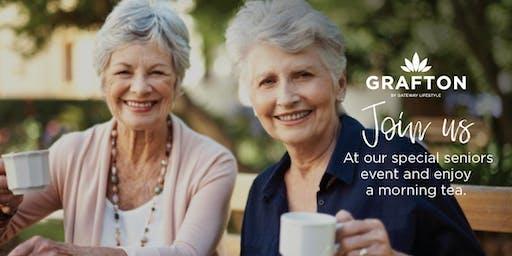 Grafton Seniors event & Morning tea