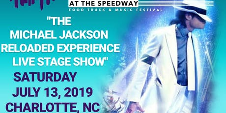 """Micheal Jackson Reloaded Live!!! """"Don't Stop Til You Get Enough"""" tickets"""