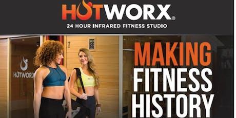 HOTWORX Katy Fulshear 24Hr Fitness Grand Opening tickets
