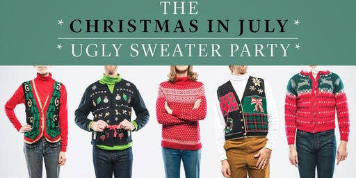 Christmas in July Ugly Sweater Party Bus Bookings -  Kiama