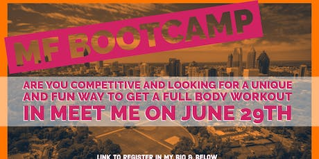 A MF BOOTCAMP tickets