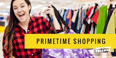 Just Between Friends of Central Houston- Fall Prime Time Shopping