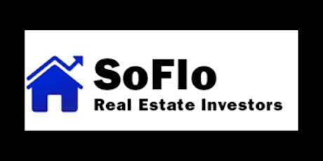 SoFlo Real Estate Invenstors Meetup  tickets