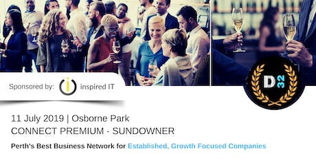 District32 Premium Sundowner with Inspired IT - Thursday 11th July tickets