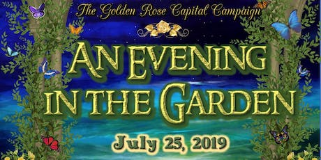 An Evening in the Garden tickets