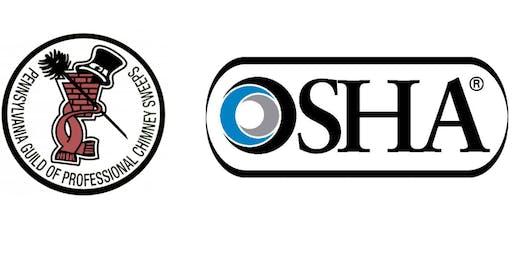 PA Guild OSHA 10-Hour Certification