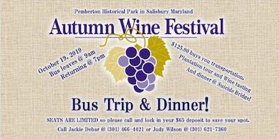 Magic Wine Bus!