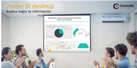 Power BI Desktop - Taller express boletos