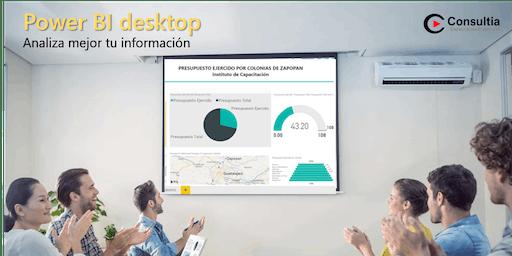 Power BI Desktop - Taller express