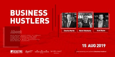 Business Hustlers 2019 | Business Networking Brisbane