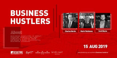 Business Hustlers 2019 | Business Networking Brisbane tickets