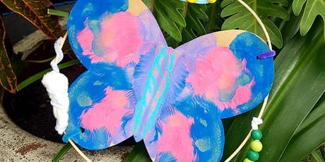 Squishy Butterfly Paintings tickets