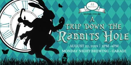 InTandem Promotions Open House - Venture Down the Rabbit's Hole  tickets