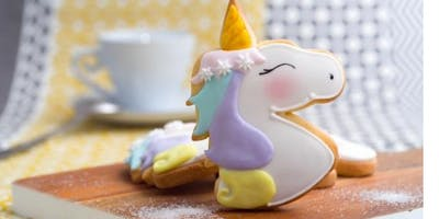 Unicorn Mommy & Me Tea Party