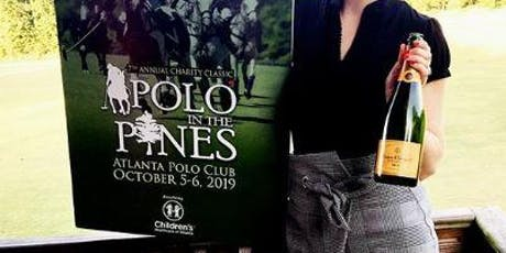 Cheers to Polo in the Pines: Supporting Pediatric Brain Cancer Research tickets