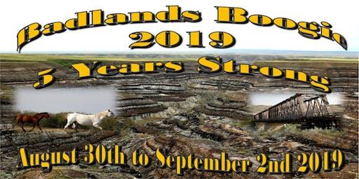 Badlands Boogie 5 Music Festival