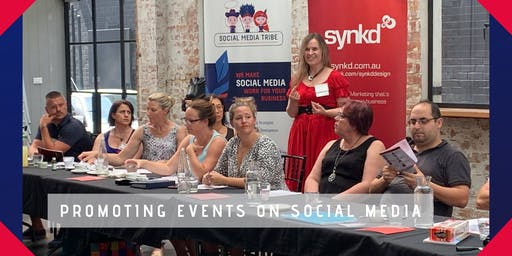 How to promote events on social media