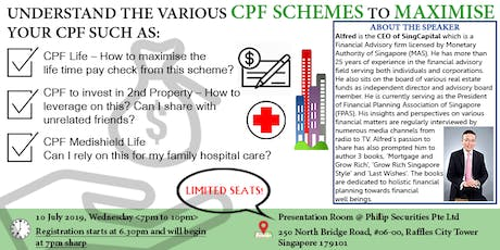 How to manage your CPF effectively? tickets