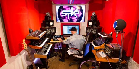 Spike Leo Vocal Editing & Production Masterclass 2 tickets