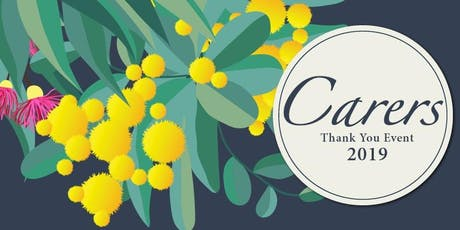 Carers Thank You Event 2019 tickets