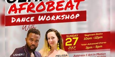 Ultimate AFROBEAT Dance Workshop